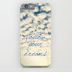 Clouds Effect Slim Case iPhone 6s