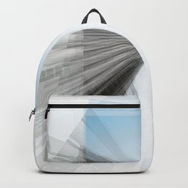 Memory of Toronto City Hall Architecture Backpack