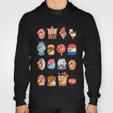Puglie Food Collection 3 Hoody