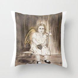 Petite Estelle Throw Pillow