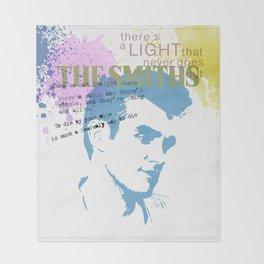 THE SMITHS 006 Throw Blanket