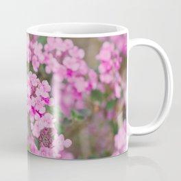 Purple Flowers in the Field Coffee Mug