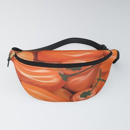 Habanero Peppers Fanny Pack