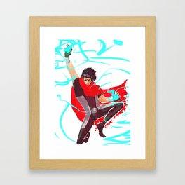 Wiccan Framed Art Print