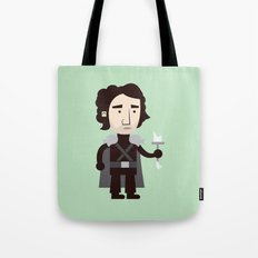 Ranger of the North Tote Bag