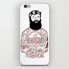 Matt the Hack iPhone & iPod Skin