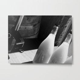 Pet Nat - Unlabeled Metal Print