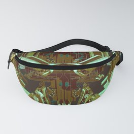 Mechanical 9 Fanny Pack
