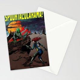Spooktacularama! Stationery Cards
