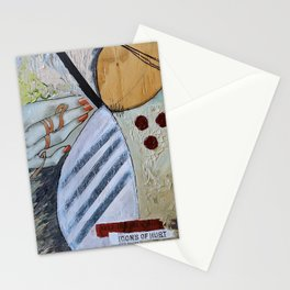 Icons of Hurt Stationery Cards