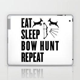 Hunter Bowhunter Bowhunting Huntress Huntsman Gift Laptop & iPad Skin