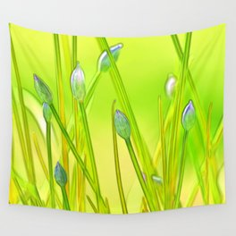 Allium 144 Wall Tapestry