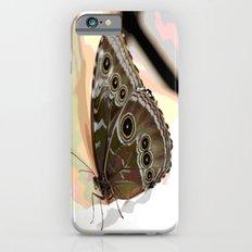 Bulls Eye Butterfly Slim Case iPhone 6s