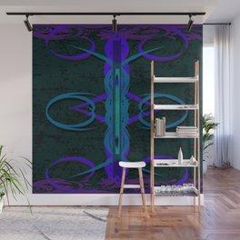 Tea Swirl I Wall Mural
