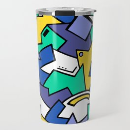 Clarke: Summer Daze Travel Mug