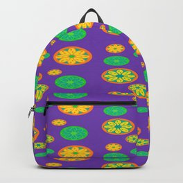 limon pattern Backpack