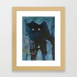 Sattuma / Coincidence Framed Art Print