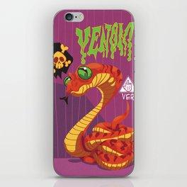 venom snake iPhone Skin