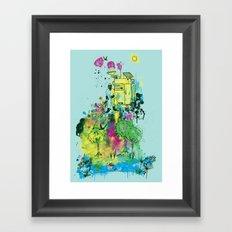 Ecosystem Framed Art Print