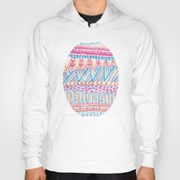 mexico Hoodies featuring New Mexico by Laura Maxwell