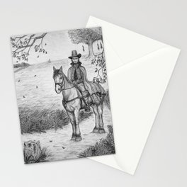 The Witchfinder General Stationery Cards