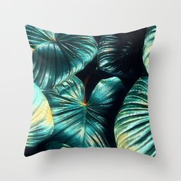 Shady Throw Pillow