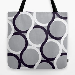 Linked Two Tote Bag