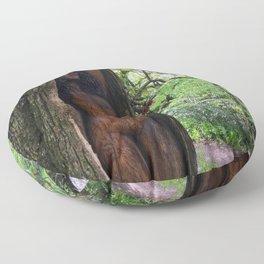 Tree Goddess Floor Pillow
