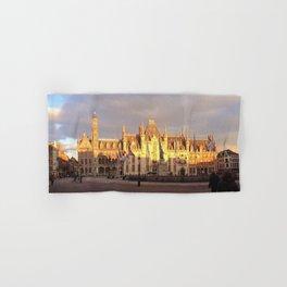 The Provincial Court of Bruges Hand & Bath Towel