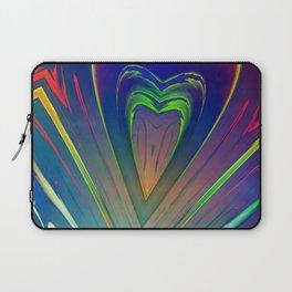 endelss love Laptop Sleeve