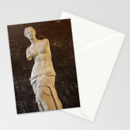 Venus de Milo Stationery Cards