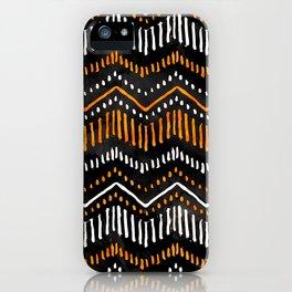 Handpainted Boho, Fall iPhone Case