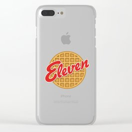 L'Eggo My Eleven T-Shirt Clear iPhone Case