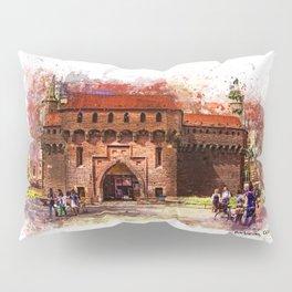 Barbican, Cracow Pillow Sham