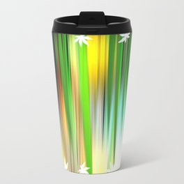 Gras.  Metal Travel Mug