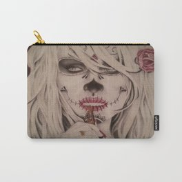 Modified Portrait of Pamela Anderson Carry-All Pouch