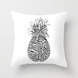 Sweet Cerebrum Throw Pillow