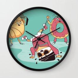 Coffee Break! Wall Clock