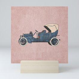 AUTOMOBILE / Vintage Car 002 Mini Art Print