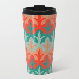 Citrous Flora Travel Mug