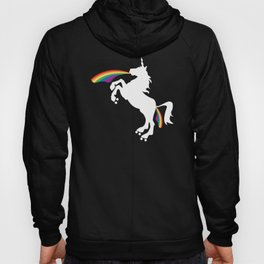 Double Rainbows of Roller Derby  Hoody
