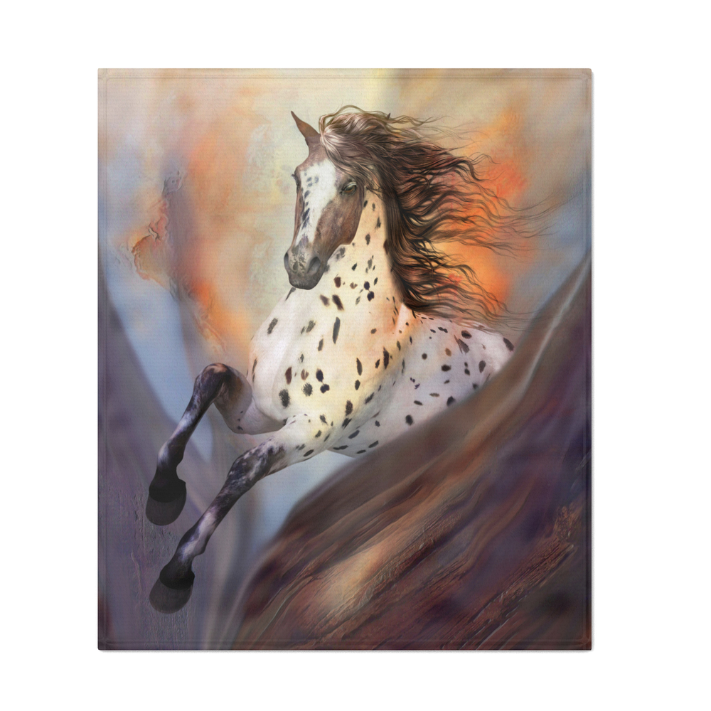 Wild_Horse_Throw_Blanket_by_simonegatterwe