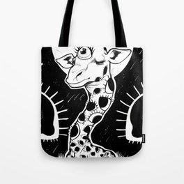 YOUR SPIRIT ANIMAL THE GIRAFFE Tote Bag