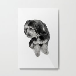 DOG II Metal Print