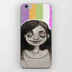 Technicolor iPhone & iPod Skin