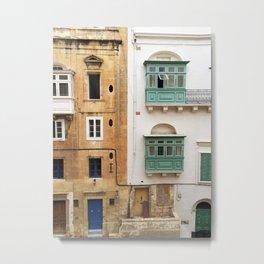 Beautiful Malta Metal Print