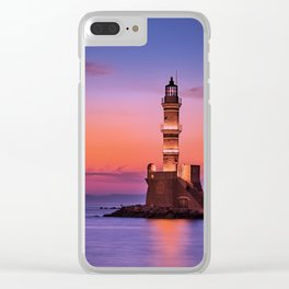 Light House Clear iPhone Case