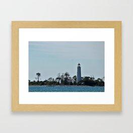 Chantry Island Southampton Framed Art Print