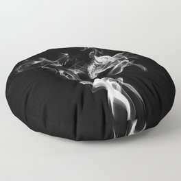 Smoke and Mirrors Floor Pillow
