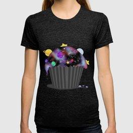 Galaxy Cupcake T-shirt